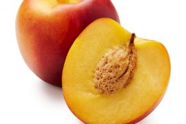 yellow fleshed peaches